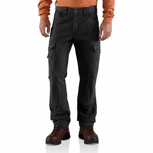 Carhartt Cotton Ripstop Relaxed Fit Double-Front Cargo work Pants B342