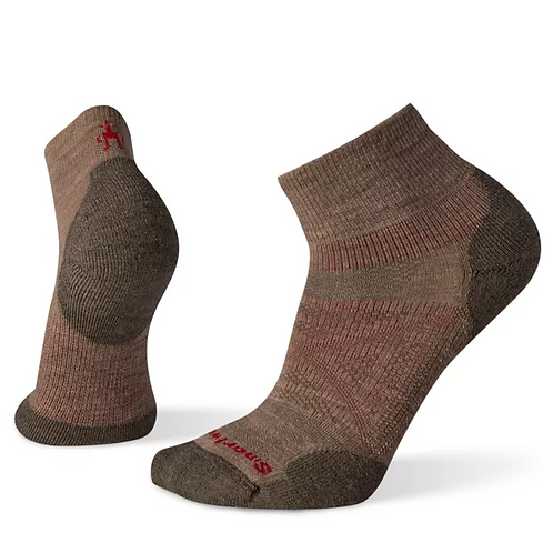 Smartwool Unisex Mini HIking Socks, Fossil