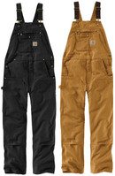 Carhart Overalls in 4 different colors, #102776
