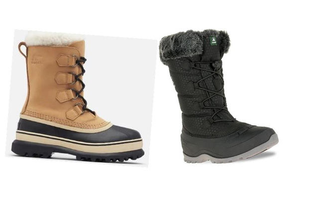 Insulated Snow Boots