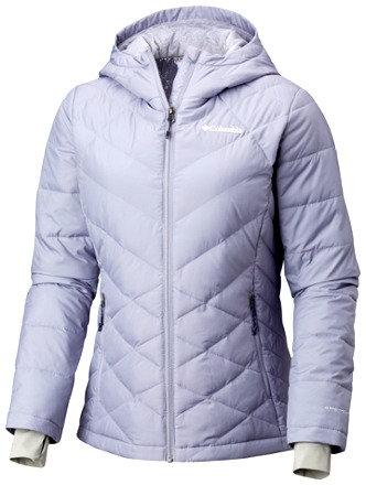 Columbia Women's Heavenly Hooded Jacket, Twilight