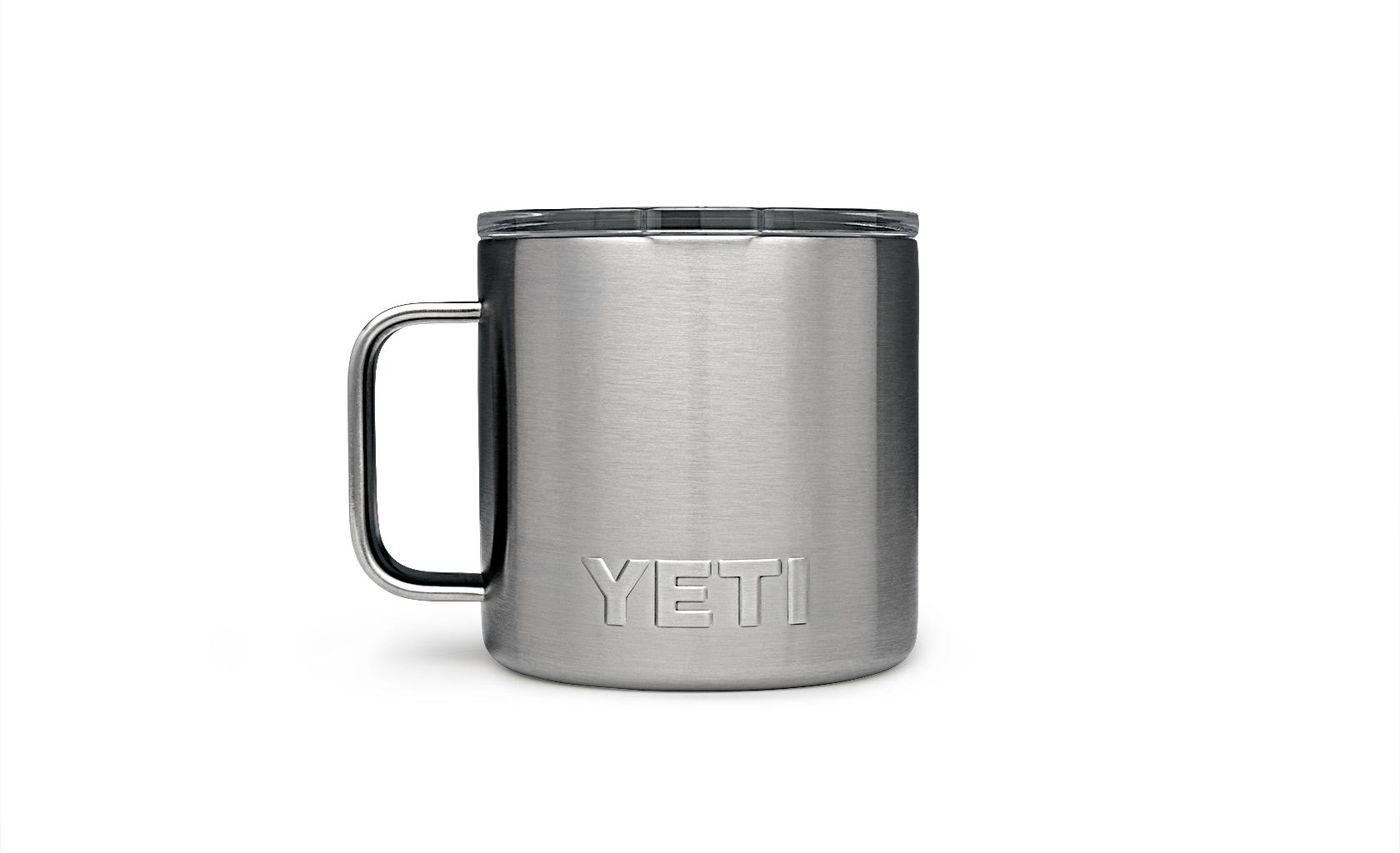 Yeti 14 oz mug stainless
