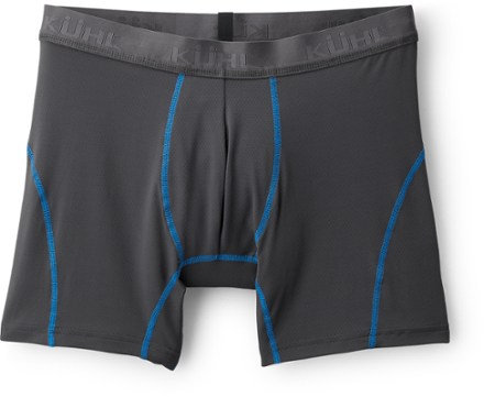 "Boxer Brief 6""-Carbon"