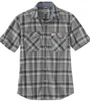 104171 - Carhartt Rugged Flex Relax Fit Lightweight Short Sleeve Shirt