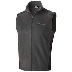 steens vest men blk