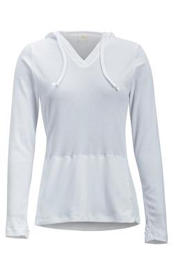 ExO Lumen hoodie white