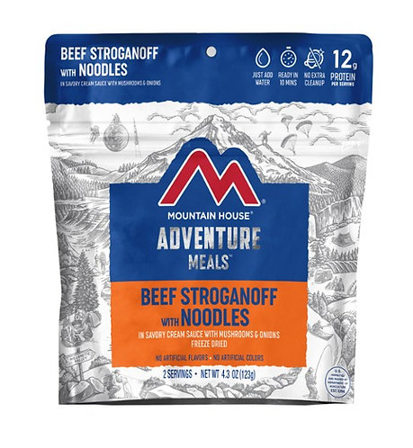 Mountain House - Beef Stroganoff with Noodle