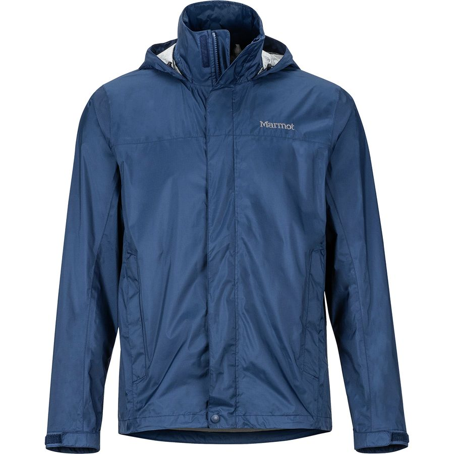 marmot mens eco precip navy