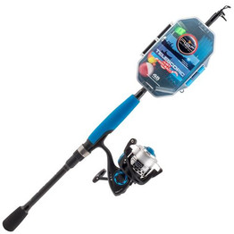 Ready2fish Telescopic Just Add Bait - Spinning Combo