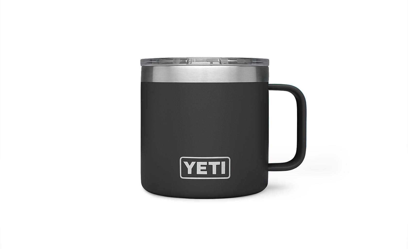 Yeti 14 oz mug black