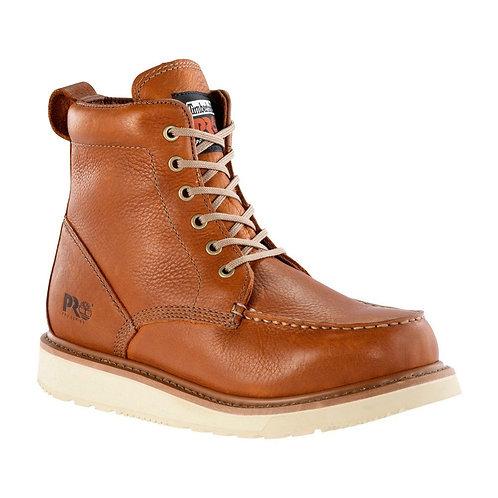 "Timberland Wedge 6"" Plain Toe"