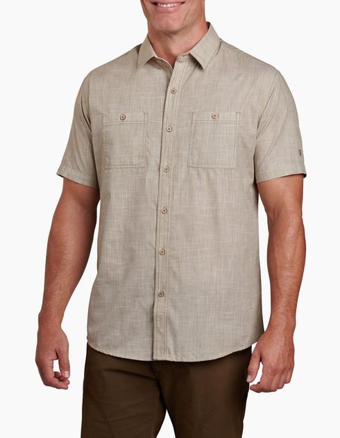 Kuhl Karib Short Sleeve Shirt, Desert Sage