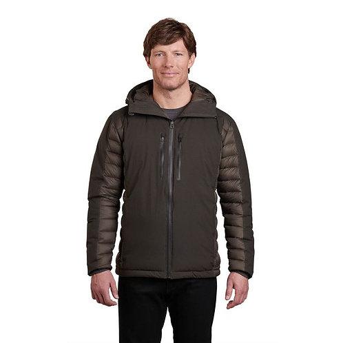 Kühl Men's SkyFire Parka Down Jacket -Dark Olive