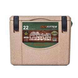 Canyon Outfitter 22 sandstone
