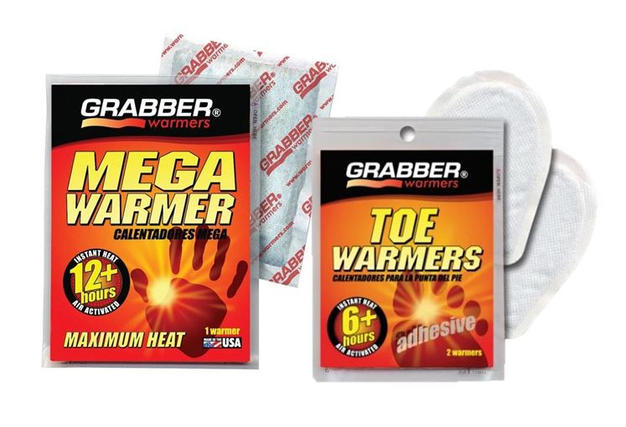 Chemical Hand and Toe Warmers