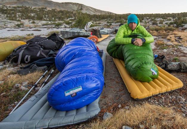 Cozy Western Mounaineering Sleeping Bag