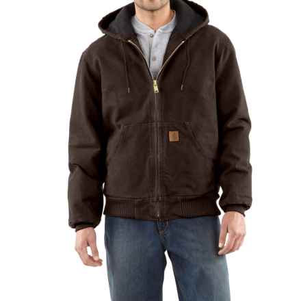 carhartt sierra J141 dark brown