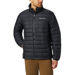 columbia powderlite jacket black