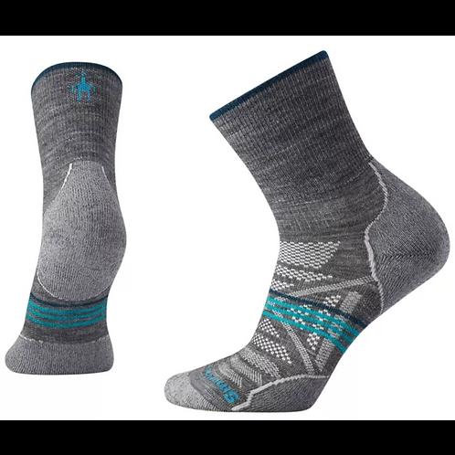Smartwool Women's Mid Crew Socks, Gray
