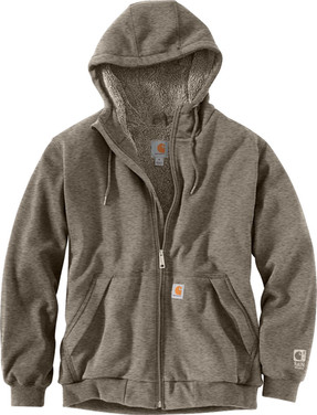 Rockland Sherpa-Lined Zip