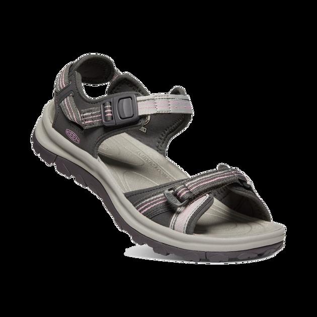 Keen Terradora Open Toe Sandal, Gray