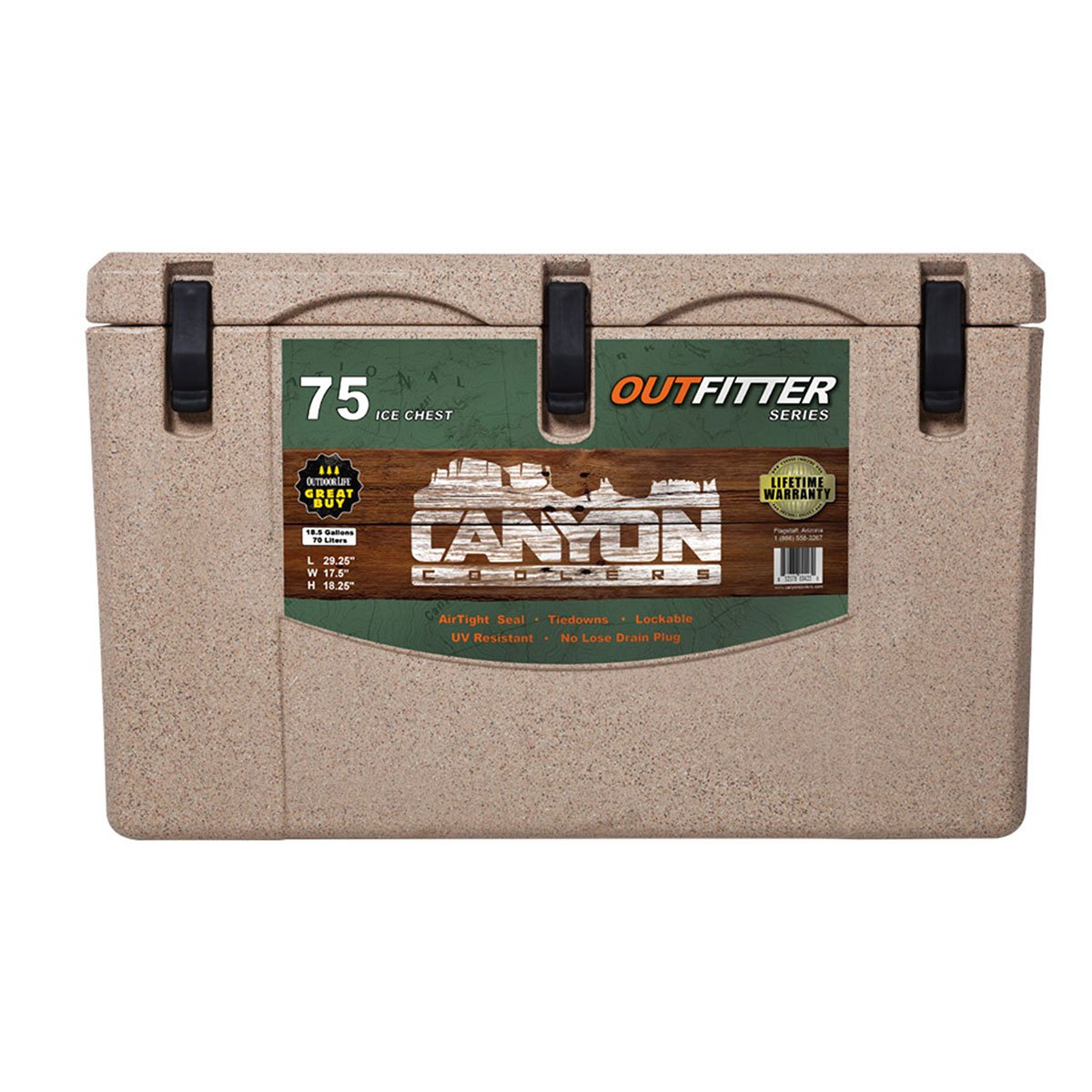 Canyon Outfitter 75 sandstone