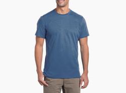 Kuhl Bravo SS shirt Pirate blue