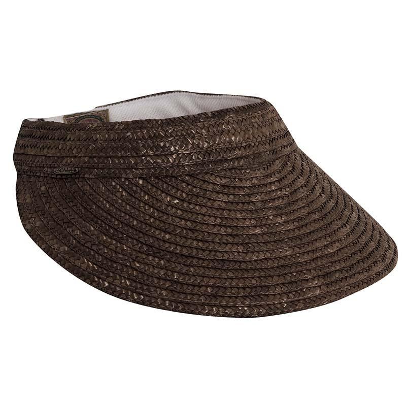 Scala visor brown
