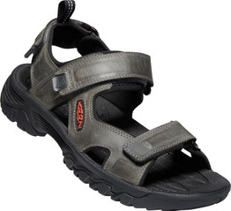 Keen Targhee III Open Toe Sandal, Gray