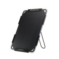 Goal Zero Nomad 5 solar panel side
