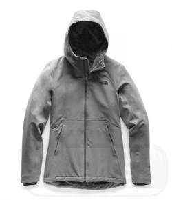 shelbe raschel hoodie jacket grey