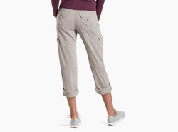 kuhl splash pant wmn khaki BACK