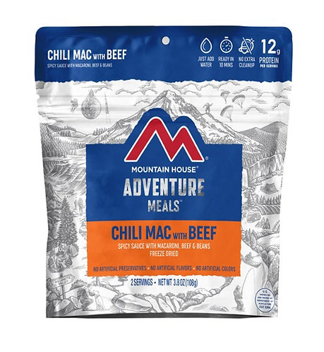 Mountain House - Chili Mac with Beef