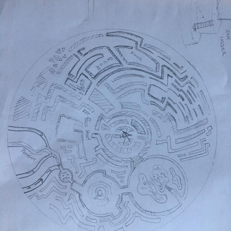 """""""Asterion"""" level layout #1"""