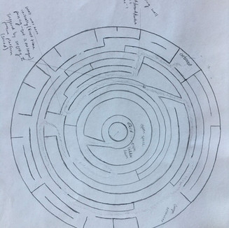 """""""Asterion"""" level layout #5"""