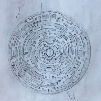 """""""Asterion"""" level layout #4"""