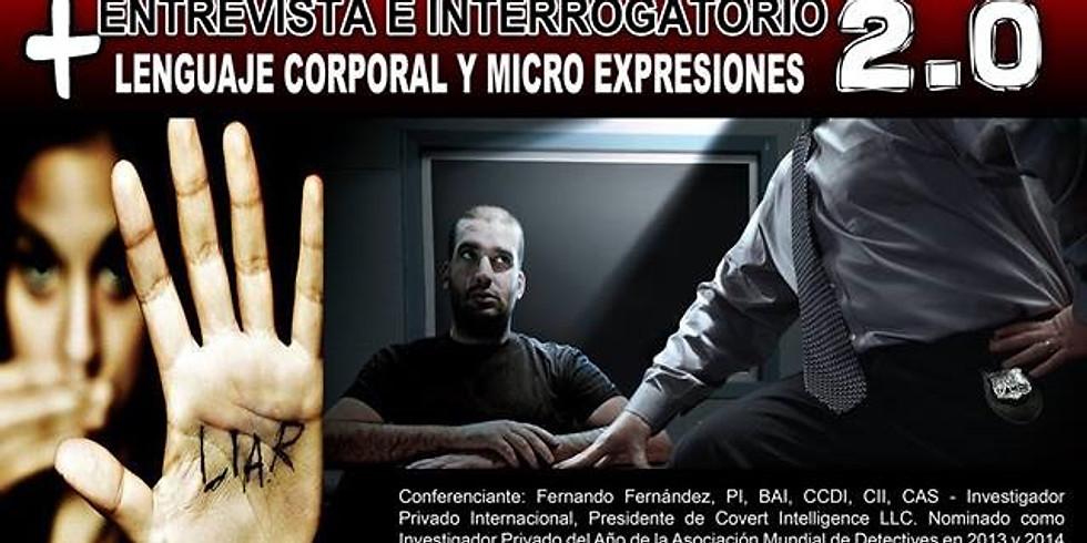 El Arte de Detectar Mentiras, Entrevista e Interrogatorio