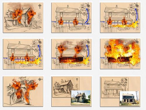 Arson Reconstruction-Fernando Fernandez