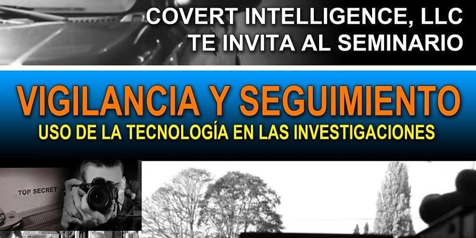 CANCELADO: Seminario: Vigilancia y Seguimiento, Uso de la Tecnología en las Investigaciones (1)