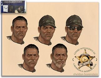 Forensic Artist - Covert Intelligence LL