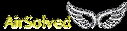 AirSolved logo