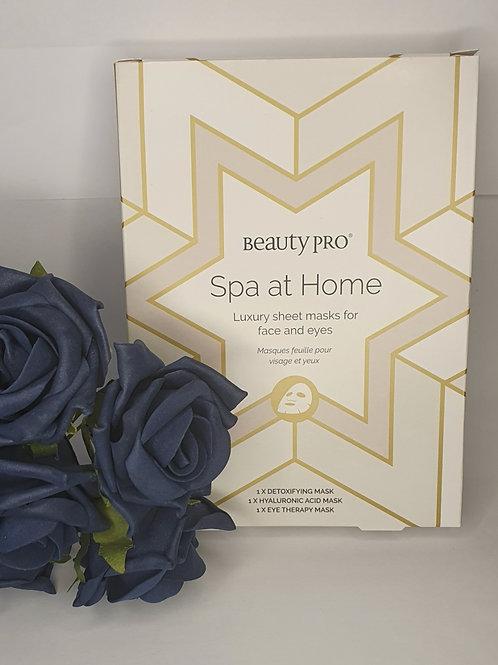 Beauty Pro Spa at Home gift set