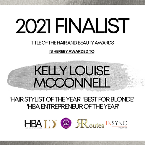 Kelly Louise McConnell - TITLE OF THE HA
