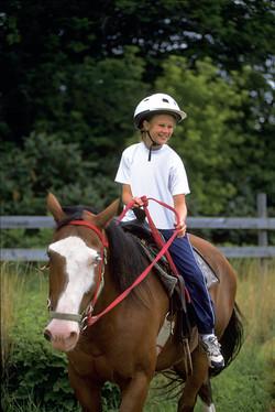 Horseback Riding Camp, Camp Jordan