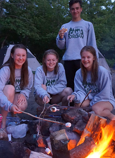 Bangor YMCA Camp Jordan, Sleep Away Camp, Maine