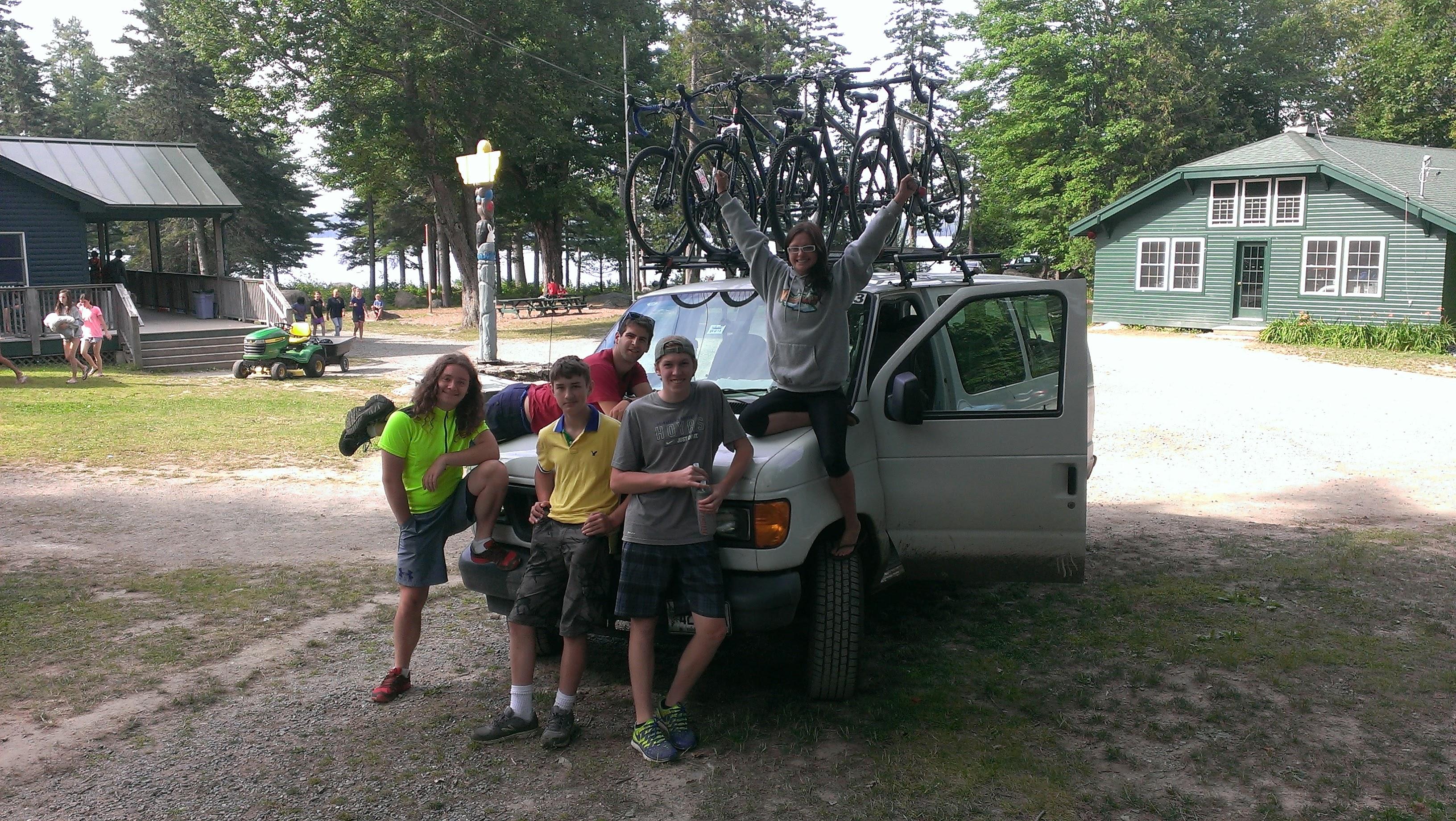 Adventure Camp, YMCA Camp Jordan