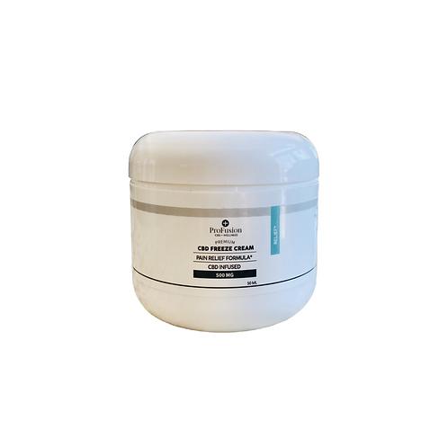 CBD Freeze Cream - 2000 mg