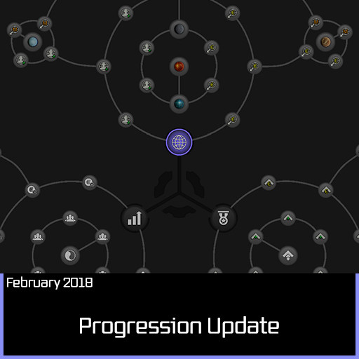 Progression Update February 2018