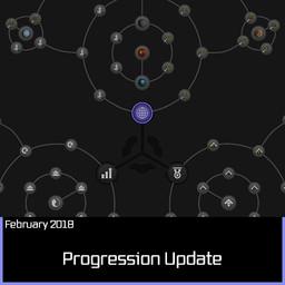 Progression Update February 2018
