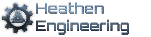 Heathen Engieerng company logo